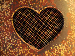 Wire Frame´d Heart