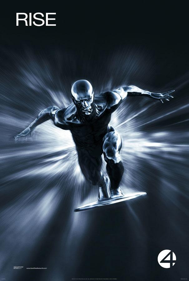 silver surfer teaser poster