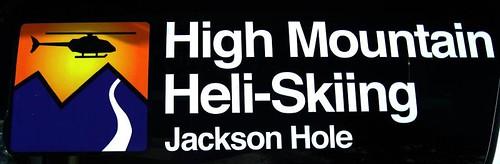 High Mountain Heli-Skiing