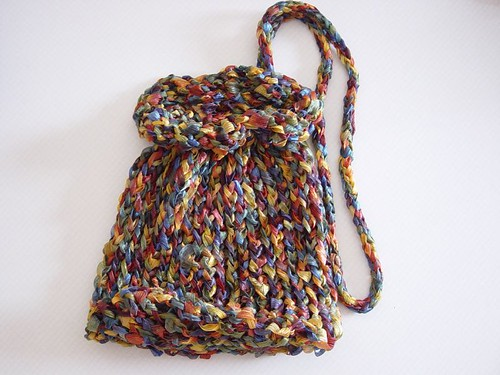 Ribbon Purse