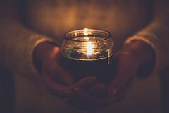 December mood (linda.richtersz) Tags: canoneos100d 50mmlensf14 december mood christmas winter candle light