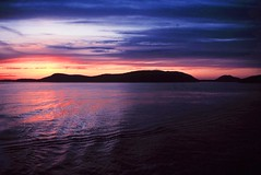 San Juan Islands Ferry Sunset (Stephen P. Johnson) Tags: sunset ferry wow islands washington san juan