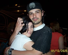 With Tomo (sarahkayhaynie) Tags: tomo 30secondstomars