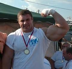 Michael Sidorychev (109) (Pete90291) Tags: pecs muscular chest tattoos strong muscleman biceps abs strongman strongmen worldsstrongestman hugethighs hugelegs michaelsidorychev tattooedmuscle mikhailsidorychev