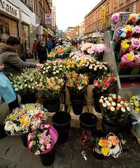 Moore Street Dublin (C) 2006