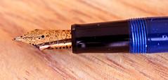 macro d50 fountainpen penpencilbrushink nib