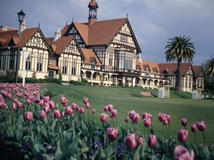 The Rotorua Museum