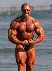 Gary Strydom 2006 Venice Beach CA (99) (Pete90291) Tags: pecs muscles arms muscular chest bodybuilder biceps abs quads musclemen ifbbpro probodybuilder garystrydom ifbbbodybuilder professionalbodybuilder