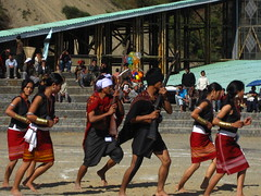 tribal dance (dibopics) Tags: india festival tribal assam hornbill kohima nagaland dances dimapur dibopics angami hornbillfestival chakhesang rengma pochury