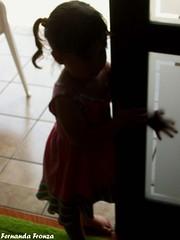 Maria Eduarda. (Fernanda Fronza) Tags: girl contraluz children maria garota criana prima menina duda eduarda
