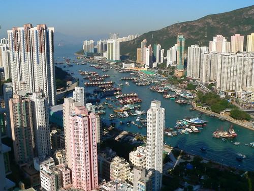 Michael Hansen's Hikes 拍攝的 Hong Kong (香港) - Aberdeen (香港仔) - Harbour。