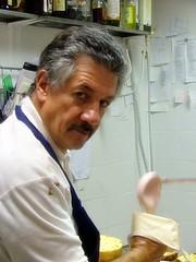 Maitre chocolatier..André Sauvadet