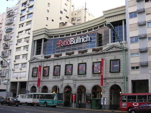 Patio Bullrich Mall por blmurch.