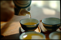 Have a tea la.... (Hina :-)) Tags: holiday healthy tea relaxing leisure hina pure cha chinesetea ocha teamaking plumtea