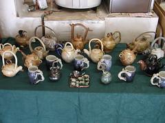 Inventory (Ant Ware) Tags: ceramic pottery teapot stoneware cone10 handbuild antware