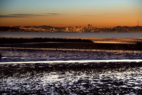 San Francisco across the Bay