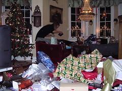Julaftonskväll liten