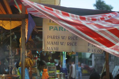 Paris with Mami?
