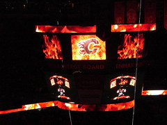 Enmax Energy Board (Derman01) Tags: calgary hockey flames calgaryflames pengrowthsaddledome