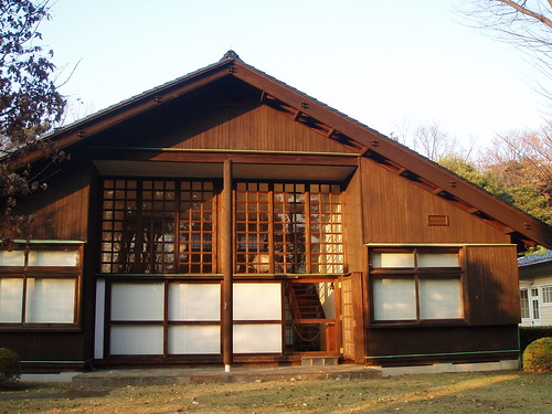 江戸東京たてもの園20061223 041