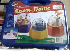 DIY Snowdomes!
