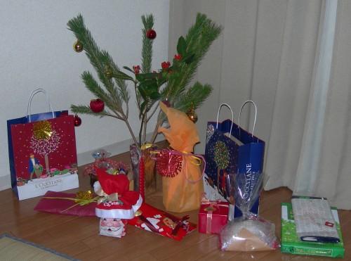 les cadeaux!les cadeaux!les cadeaux!