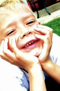 Josh smile
