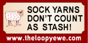 Sock Yarns Don't Count!