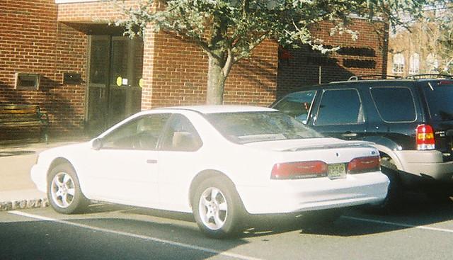 ford thunderbird coupe tbird 94tbird