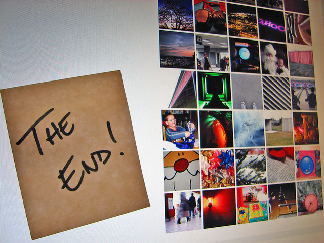 December 31, 2006: The End!