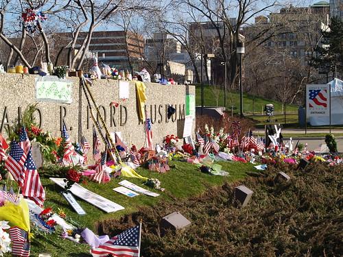 Gerald Ford Memorial - January 2, 2007