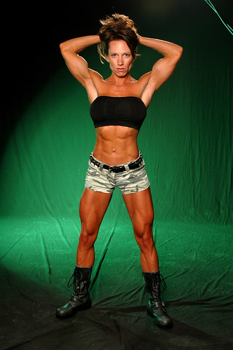 Melissa Pearo -  Figure Competitor