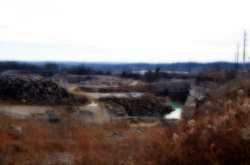 Quarry (Orton experiment)