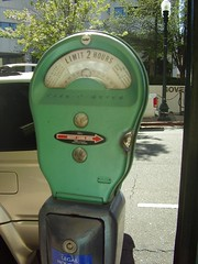 Parking Meter Downtown