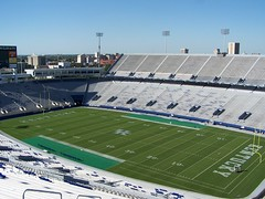 Commonwealth Stadium Corner View by rossf22