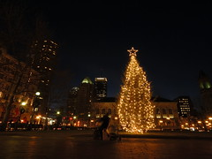 Christmastree (kazu4313123) Tags: boston christmastree copley
