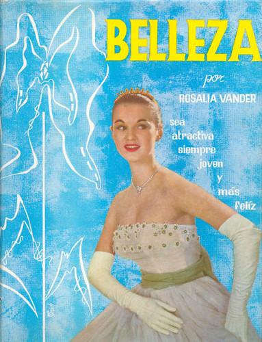 Belleza por Rosalia Vander (portada, 1977)