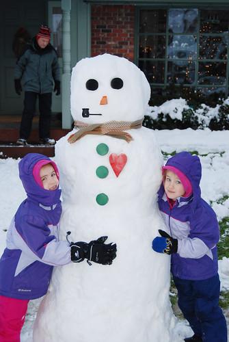 Snowman 12/27/2006