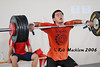 one of various styles of pulls (Rob Macklem) Tags: world 2006 strength olympic weightlifting championships domingo santo