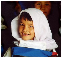 back to school (janchan) Tags: school afghanistan students children student classroom documentary escuela reportage scuola thetaleofaurezu whitetaraproductions