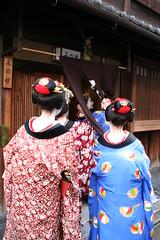 kyoto Gion (yuko15j) Tags: japan kyoto maiko geiko 200701