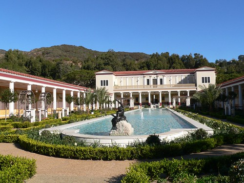 Getty Villa i Malibu