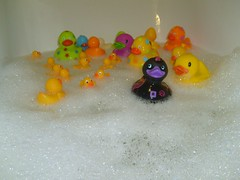 S7000370 (itslucyr) Tags: bath ducks bubbles rubberducks