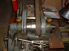 SB 11 N Series Cat 84-B headstock (rockpail) Tags: steam steamengine metalworking southbend lathe machinist modelengine modelengineer homemachinist