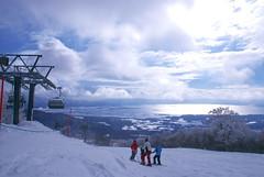 アルツ磐梯スキー場 その1