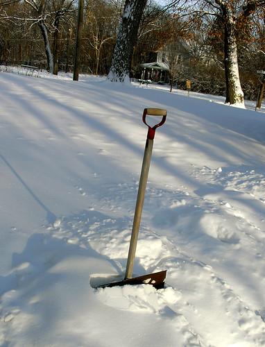 My snow blower