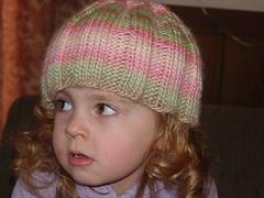 Vogue Knitting Hat Pattern