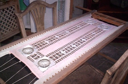 Tablecloth Making