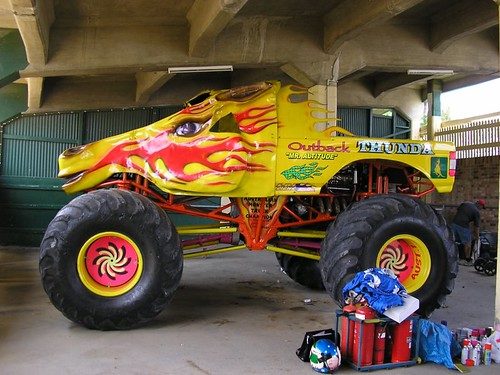 Thunda Monster Truck