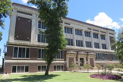 Old Taylor County Courthouse (Abilene, Texas) (courthouselover) Tags: texas tx westtexas abilene courthouses countycourthouses taylorcounty ushighway84 uscctxtaylor ushighway83 texaspanhandleplains